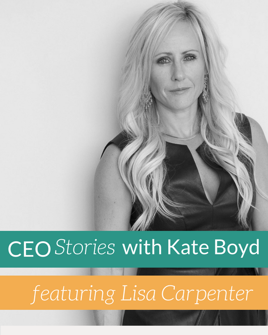 CEO Stories with Kate Boyd