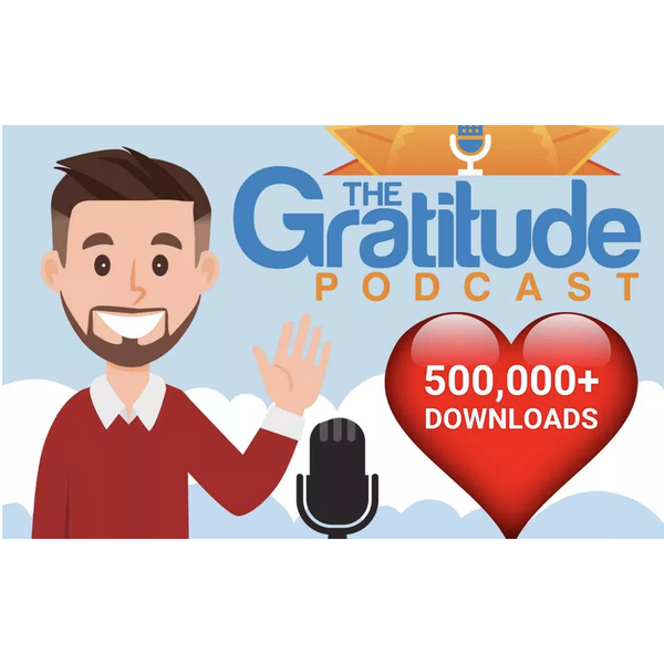 The Gratitude Podcast: From Being Hard on Yourself To Being Kind & Grateful For Your Body