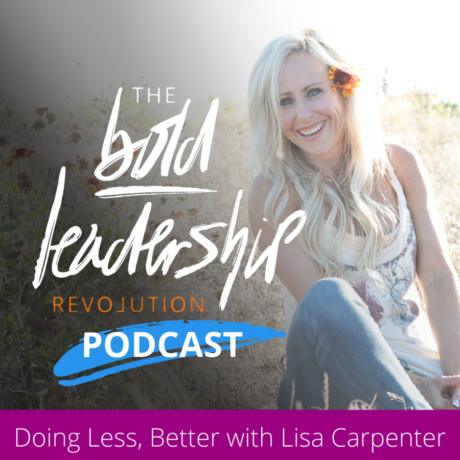 The Bold Leadership Revolution Podcast with Tara Newman